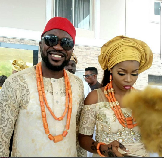 Congrats! Comedian Buchi Welcomes First Child With Wife