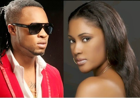 Image result for Flavour's first babymama tattoo
