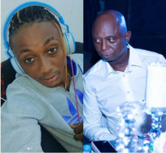 Image result for Father of emzy who posed as Ned Nwoko's son cries out
